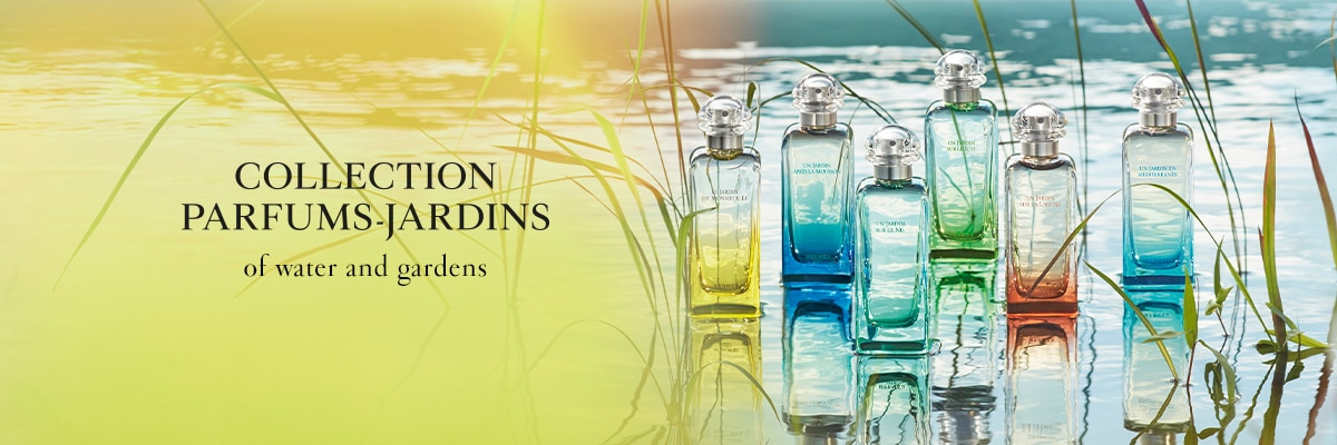 Collections Parfums-Jardins