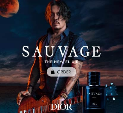 Exclusive DIOR Sauvage
