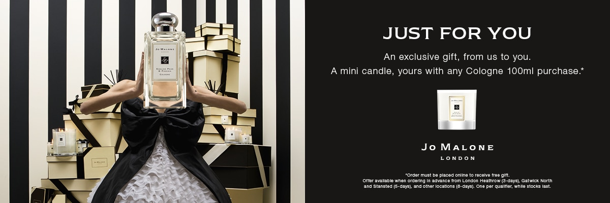 Jo Malone London Mini Candle Gift