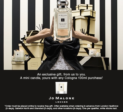 Jo Malone London Exclusive Gift