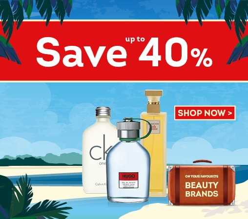 Fragrances - up to 40% off