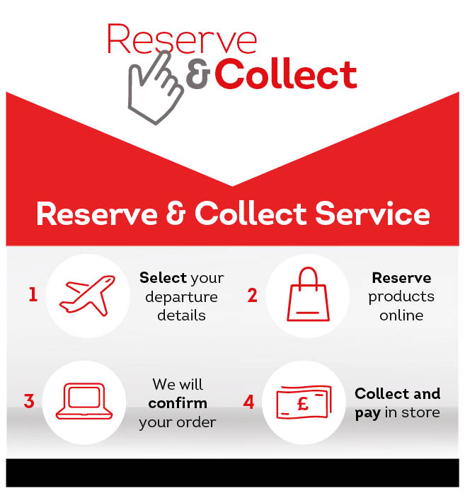 Reserve & Collect