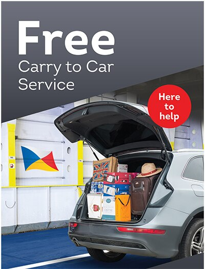 Free Carry to Care Service