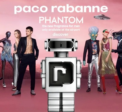Paco Rabanne Phantom Exclusive